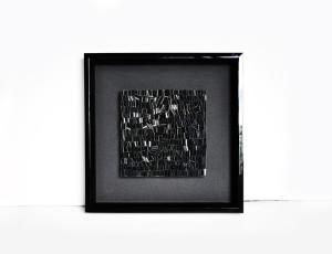 Black plastic